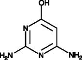 2,4-<wbr/>Diamino-<wbr/>6-<wbr/>hydroxypyrimidine