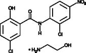 Niclosamide (ethanolamine salt)