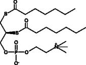 1,2-<em>bis</em><wbr/>(heptanoylthio) Glycero<wbr/>phospho<wbr/>choline