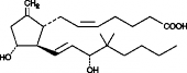 9-<wbr/>deoxy-<wbr/>9-<wbr/>methylene-<wbr/>16,16-<wbr/>dimethyl Prostaglandin E<sub>2</sub>