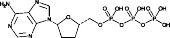 2',3'-Dideoxy<wbr/>adenosine 5'-triphosphate