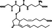 15-<wbr/>deoxy-<wbr/>Δ<sup>12,14</sup>-<wbr/>Prostaglandin J<sub>2</sub> Glutathione