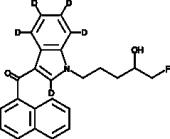 AM2201 N-<wbr/>(4-<wbr/>hydroxypentyl) metabolite-<wbr/>d<sub>5</sub>