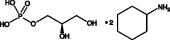 <em>sn</em>-Glycerol-3-phosphate (cyclohexyl ammonium salt)
