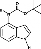 (1H-<wbr/>Indol-<wbr/>4-<wbr/>yl)-<wbr/>Carbamic Acid <em>tert</em>-<wbr/>butyl ester