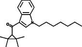 UR-<wbr/>144 N-<wbr/>heptyl analog