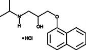 (±)-Propranolol (hydrochloride)