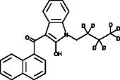 JWH 073 2-<wbr/>hydroxyindole metabolite-<wbr/>d<sub>7</sub>