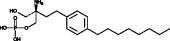 FTY720 (R)-<wbr/>Phosphate