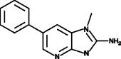 2-Amino-1-<wbr/>methyl-6-<wbr/>phenylimidazo<wbr/>[4,5-b]pyridine
