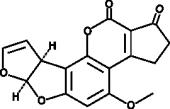Aflatoxin B<sub>1</sub>