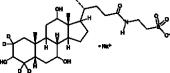Taurocholic Acid-d<sub>4</sub> (sodium salt)