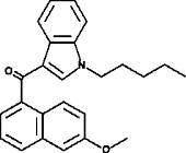 JWH 081 6-<wbr/>methoxynaphthyl isomer