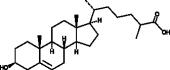 3?-hydroxy-5-<wbr/>Cholestenoic Acid
