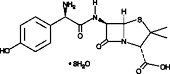 Amoxicillin (hydrate)