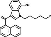 AM2201 7-<wbr/>hydroxyindole metabolite