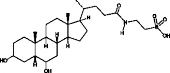 Taurohyodeoxy<wbr/>cholic Acid