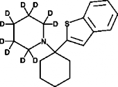 Benocyclidine-<wbr/>d<sub>10</sub>