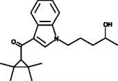 (±)-<wbr/>UR-<wbr/>144 N-<wbr/>(4-<wbr/>hydroxypentyl) metabolite