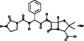 Azlocillin (sodium salt)