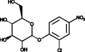 2-Chloro-4-nitrophenyl-?-D-gluco<wbr/>pyranoside