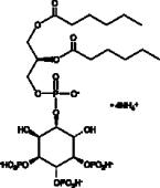 PtdIns-<wbr/>(3,4,5)-<wbr/>P<sub>3</sub> (1,2-<wbr/>dihexanoyl) (ammonium salt)
