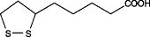 DL-<wbr/>?-<wbr/>Lipoic Acid