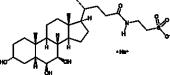 Tauro-?-<wbr/>muricholic Acid (sodium salt)