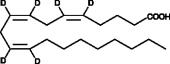 5(Z),8(Z),<wbr/>11(Z)-<wbr/>Eicosatrienoic Acid-<wbr/>d<sub>6</sub>