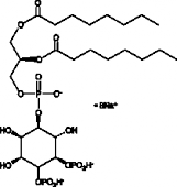 PtdIns-<wbr/>(4,5)-<wbr/>P<sub>2</sub> (1,2-<wbr/>dioctanoyl) (sodium salt)
