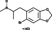 6-bromo-MDMA (hydro<wbr>chloride)