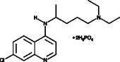 Chloroquine (phosphate)