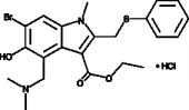 Arbidol (hydro<wbr>chloride)