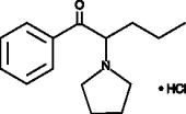 α-<wbr/>Pyrrolidinopentiophenone (hydro<wbr>chloride)