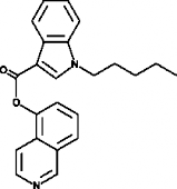 PB-<wbr/>22 5-<wbr/>hydroxyisoquinoline isomer