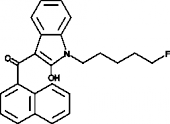 AM2201 2-<wbr/>hydroxyindole metabolite