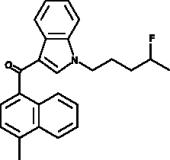 MAM2201 N-<wbr/>(4-<wbr/>fluoropentyl) isomer