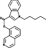 PB-<wbr/>22 8-<wbr/>hydroxyisoquinoline isomer