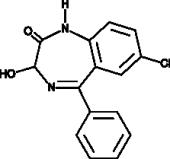 Oxazepam (CRM)