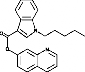 PB-<wbr/>22 7-<wbr/>hydroxyquinoline isomer
