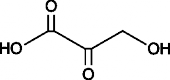 β-hydroxy Pyruvic Acid