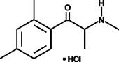2,4-<wbr/>Dimethylmethcathinone (hydro<wbr>chloride)