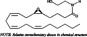 (±)5(6)-<wbr/>EET Ethanolamide