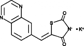 AS-<wbr/>605240 (potassium salt)