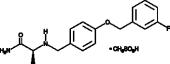 Safinamide (mesylate)