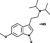 6-methoxy DiPT (hydro<wbr>chloride)