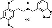 25I-<wbr/>NBMD (hydro<wbr>chloride)