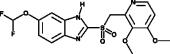 Pantoprazole sulfone
