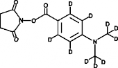 DMABA-<wbr/>d<sub>10</sub> NHS ester