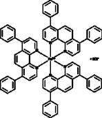 Tris(4,7-<wbr/>diphenyl-<wbr/>1,10-<wbr/>phenanthroline)ruthenium II dichloride complex